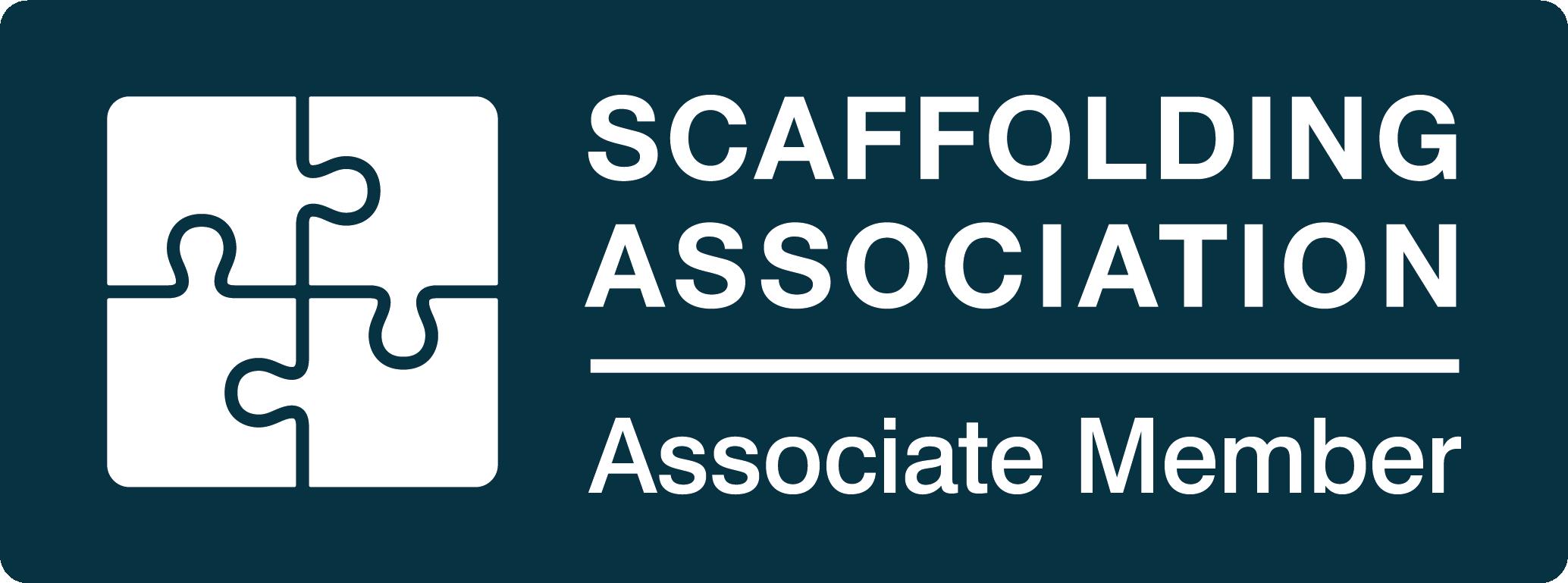 Scaffolding Association Associate Member Logo