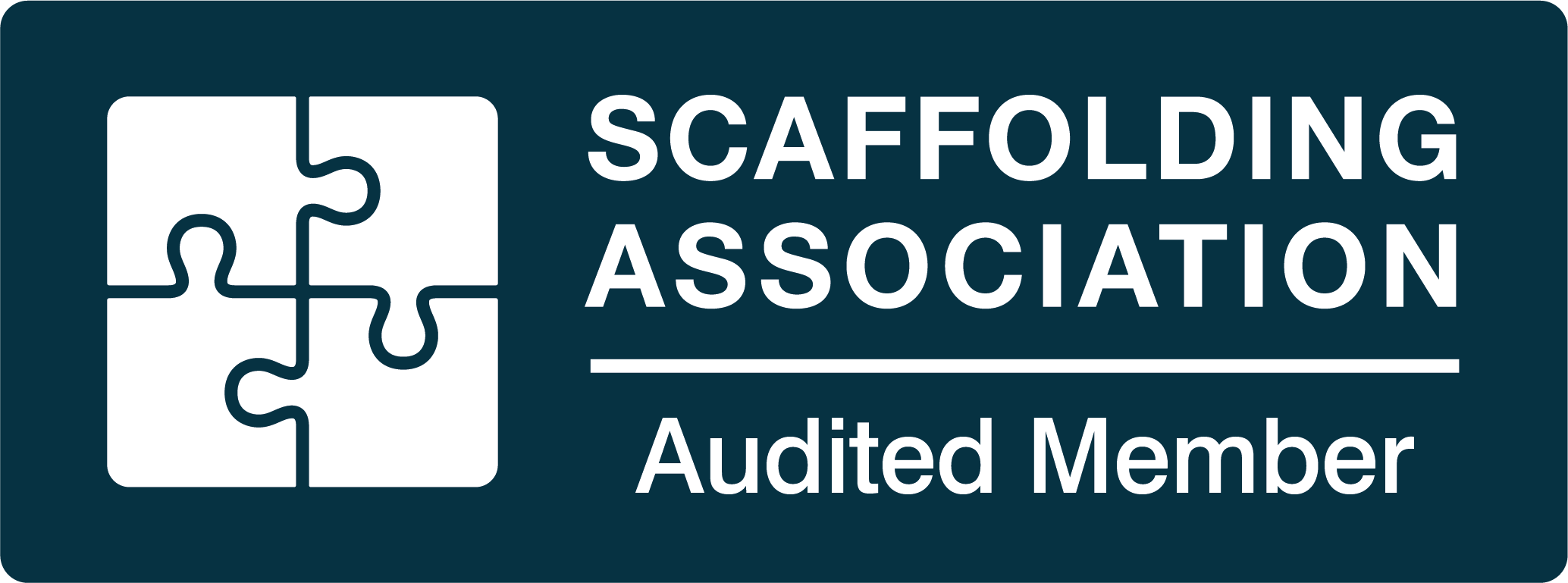 Scaffolding Association Audited Member Logo